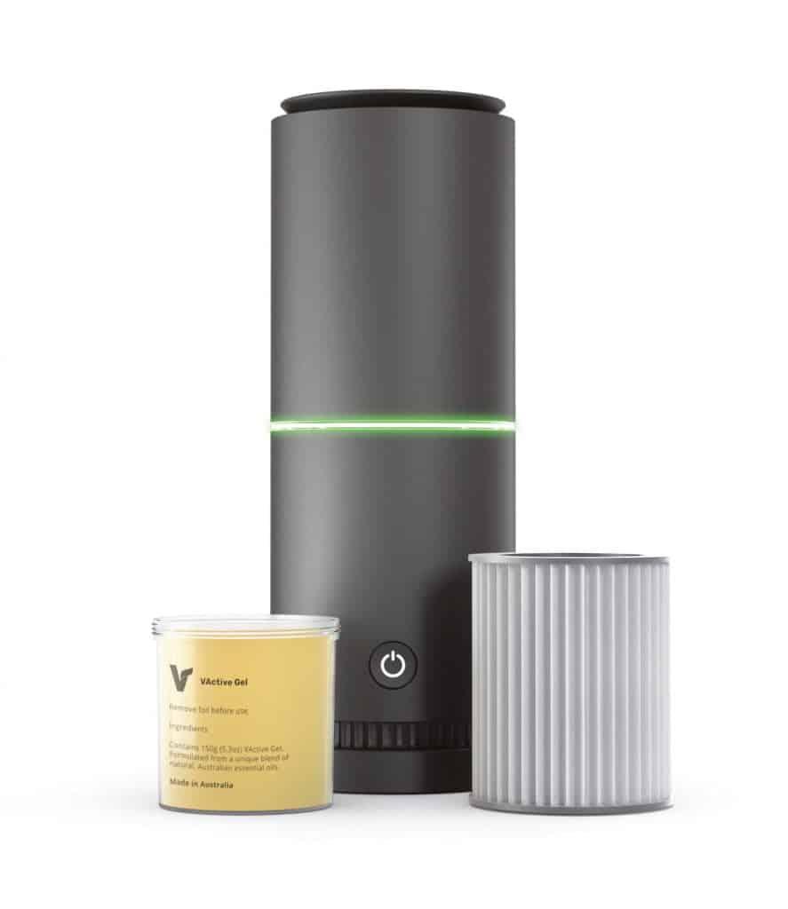 VBreathe VActive Gel and filter
